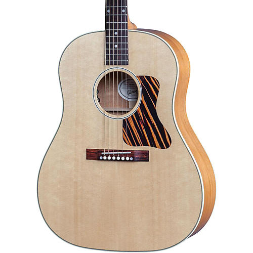Gibson 2016 J-35 Slope Shoulder Dreadnought Acoustic-Electric Guitar Antique Natural