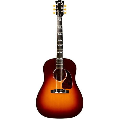 Gibson 2016 J-45 Progressive Slope Shoulder Dreadnought Acoustic-Electric Guitar Autumn Burst