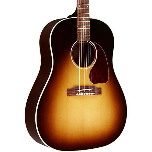 Gibson 2016 J-45 Standard Slope Shoulder Dreadnought Acoustic-Electric Guitar-thumbnail