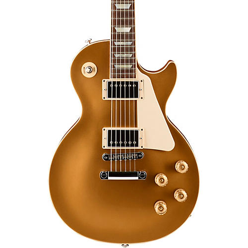 gibson 2016 les paul standard hp electric guitar gold musician 39 s friend. Black Bedroom Furniture Sets. Home Design Ideas