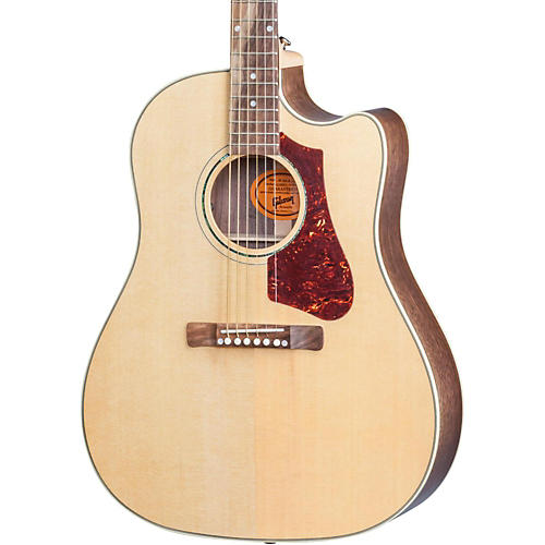Gibson 2017 High Performance HP 415 W Acoustic-Electric Guitar Natural