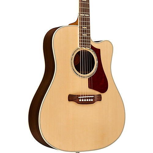 Gibson 2017 High Performance Series HP 835 Supreme Acoustic-Electric Guitar Natural
