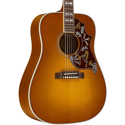 gibson 2017 hummingbird square shoulder dreadnought acoustic electric guitar musician 39 s friend. Black Bedroom Furniture Sets. Home Design Ideas