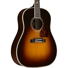Gibson 2017 J-45 Custom Slope Shoulder Dreadnought Acoustic-Electric Guitar