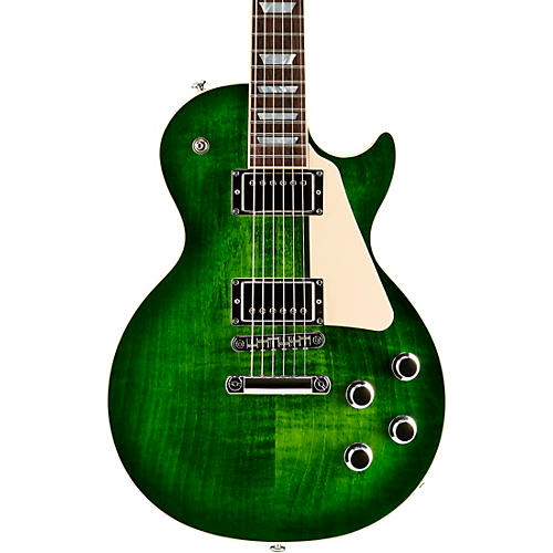 Gibson 2017 Les Paul Classic HP Electric Guitar Green Ocean Burst
