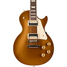 Gibson 2017 Les Paul Classic T Electric Guitar Gold Top