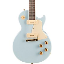 Gibson Custom 2017 Limited Edition Les Paul Special Single Cut Electric Guitar Frost Blue White Pickguard