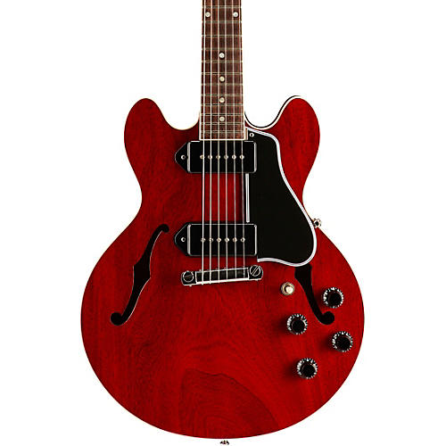 Gibson Custom 2017 Limited Run CS-336 Mahogany Semi-Hollow Body Electric Guitar-thumbnail