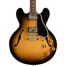 Gibson Custom 2017 Limited Run ES-335 Heavy Aged - Semi-Hollowbody Electric Guitar