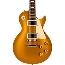 Gibson Custom 2017 Limited Run Les Paul '57 Goldtop 60th Anniversary All Gold Gloss Electric Guitar Gold Cream Pickguard