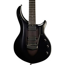 Ernie Ball Music Man 2017 Majesty 6 Black Hardware Electric Guitar