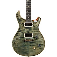 2017 McCarty with Pattern Neck, 10 Top Electric Guitar Trampas Green