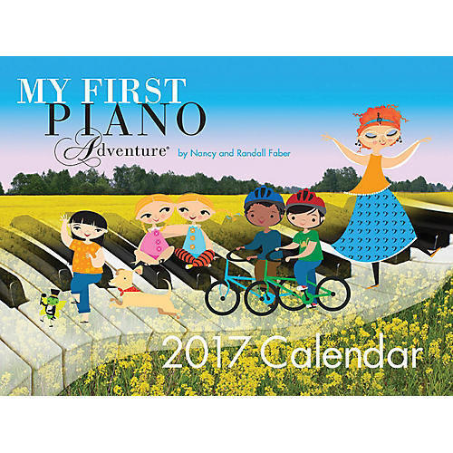 Tiny Home Designs: Faber Piano Adventures 2017 My First Piano Adventure