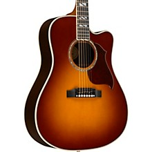 Gibson 2017 Songwriter Progressive Square Shoulder Cutaway Dreadnought Acoustic-Electric Guitar