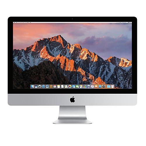 Apple 2017 iMac 27 in. Retina 5K 3.5GHz i5 8GB RAM 1TB Fusion Drive (MNEA2LL/A)-thumbnail