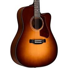 Gibson 2018 Hummingbird AG Walnut Burst Acoustic Electric Guitar