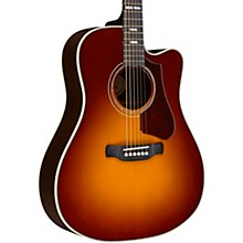 Gibson 2018 Hummingbird Rosewood Avant Garde Acoustic-Electric Guitar