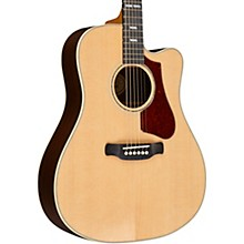 Gibson 2018 Hummingbird Rosewood Avante Garde Acoustic-Electric Guitar Antique Natural
