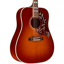 Gibson 2018 Hummingbird Vintage Acoustic Guitar Cherry Burst