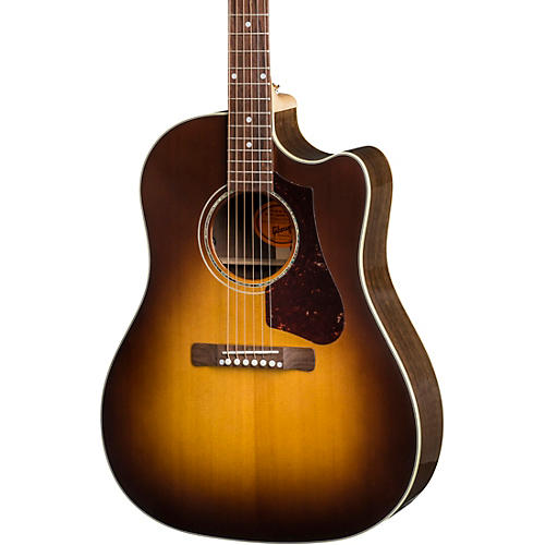Gibson 2018 J-45 Walnut Avant Garde Acoustic-Electric Guitar-thumbnail