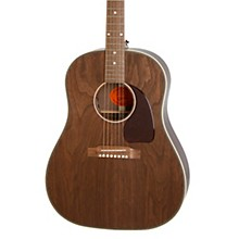 Gibson 2018 Limited Edition J-45 All Walnut Herringbone Acoustic-Electric Guitar