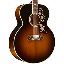 Gibson 2018 SJ-200 Vintage Acoustic Guitar Vintage Sunburst