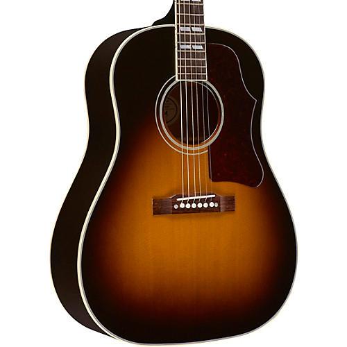 gibson 2018 southern jumbo acoustic electric guitar vintage sunburst musician 39 s friend. Black Bedroom Furniture Sets. Home Design Ideas