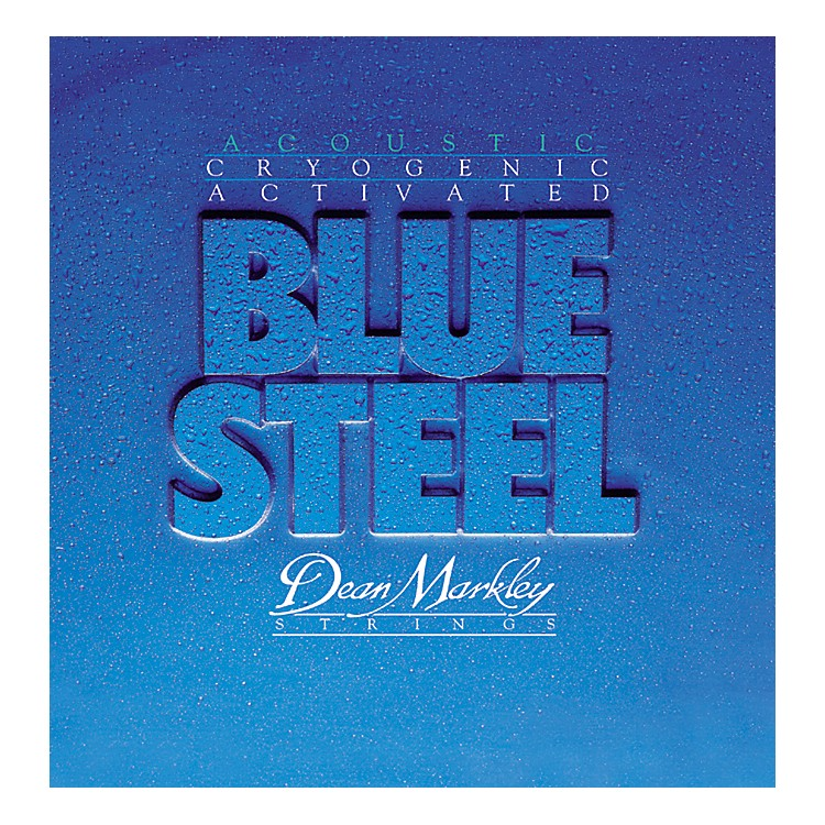 Dean Markley2035 CL Blue Steel Cryogenic Acoustic Guitar Strings