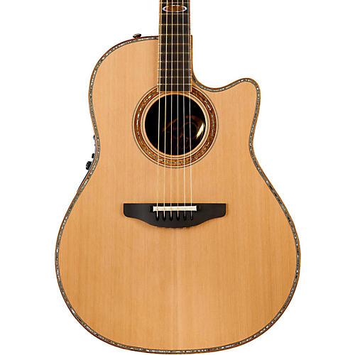 Ovation 2077AV50-4 50th Anniversary Custom Legend Acoustic-Electric Guitar-thumbnail