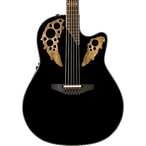 Ovation 2078AV50-5 50th Anniversary Custom Elite Acoustic-Electric Guitar-thumbnail