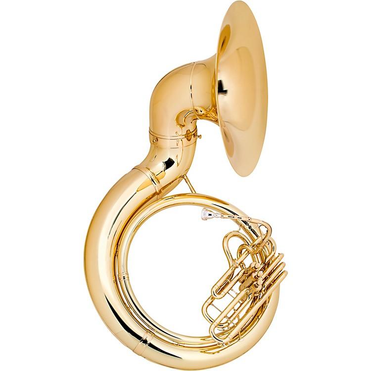 Conn20K Series Brass BBb Sousaphone20K Lacquer Instrument Only