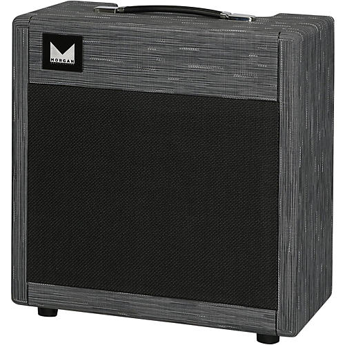 Morgan Amplification 20W 1x12 Combo British Style 2xEL-84 with Power Scaling - G12H-75 Creamback Twilight Finish