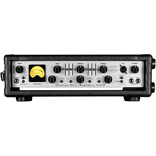 Ashdown 20th Anniversary ABM-600-EVO IV Tube Hybrid Bass Amplifier Head-thumbnail