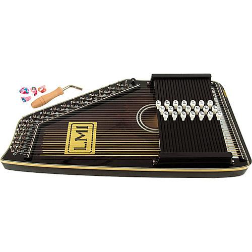 LMI 21-Chord Chordharp with Chipboard Case-thumbnail