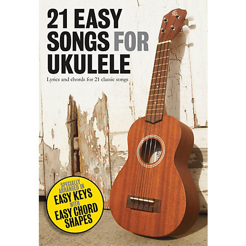 Music Sales 21 Easy Songs For Ukulele-thumbnail