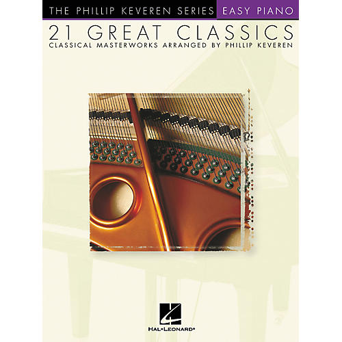 Hal Leonard 21 Great Classics - Phillip Keveren Series For Easy Piano