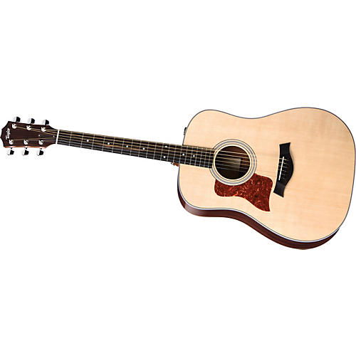 Taylor 210-E-G-L Dreadnought Left-Handed Acoustic-Electric Guitar