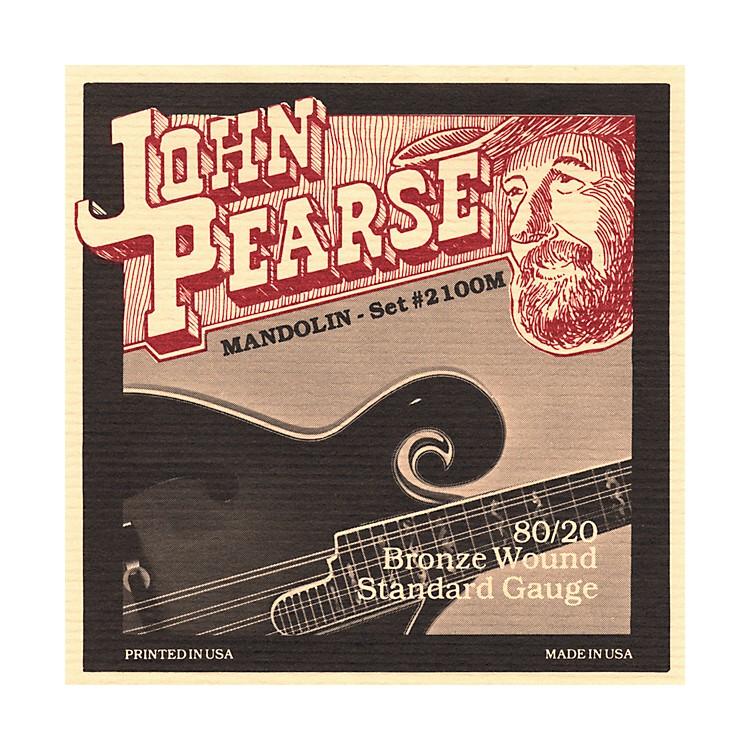 John Pearse2100S Standard Gauge Mandolin Strings