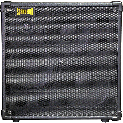 Schroeder 21012 Light Bass Cabinet 4 Ohm