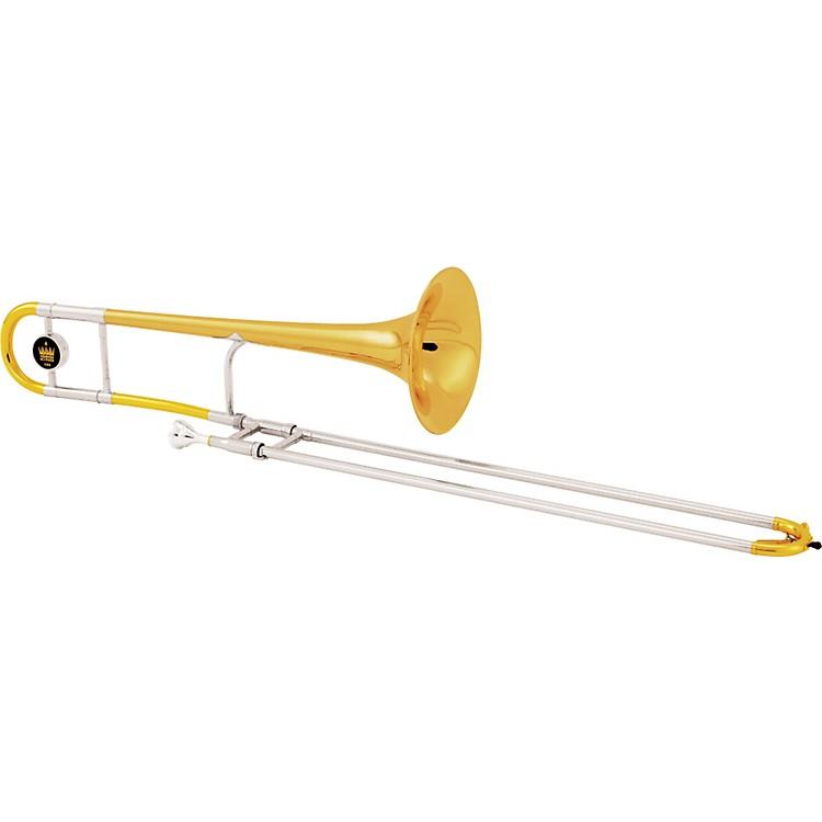 King2102 2B Legend Series Trombone2102G Lacquer, Gold Brass Bell