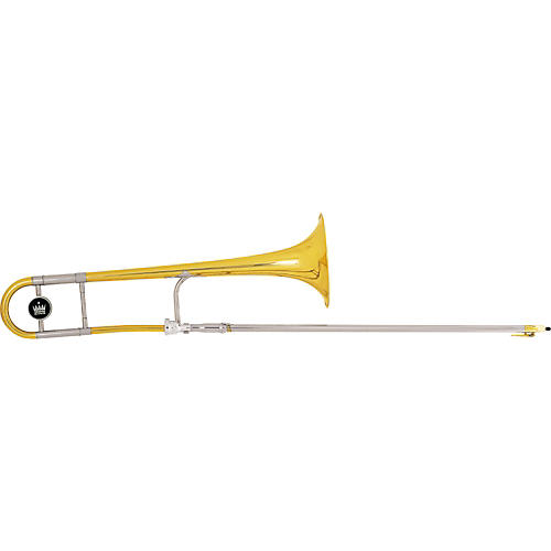 King 2103 3B Legend Series Trombone Lacquer Yellow Brass Bell