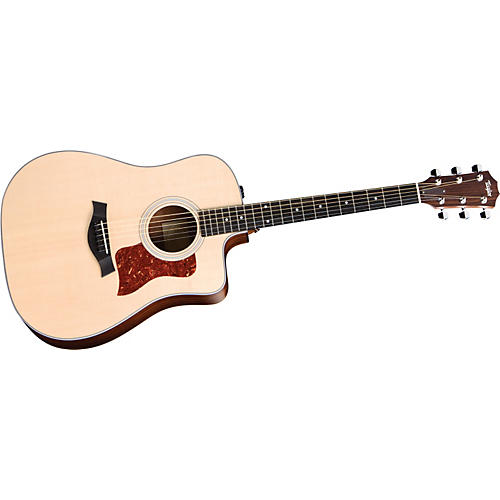 Taylor 210CE-G Acoustic-Electric Guitar with Gloss Finish