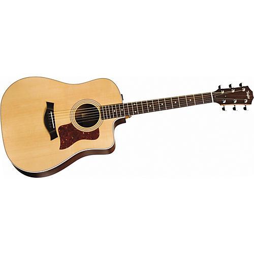 Taylor 210ce Dreadnought Acoustic-Electric Guitar