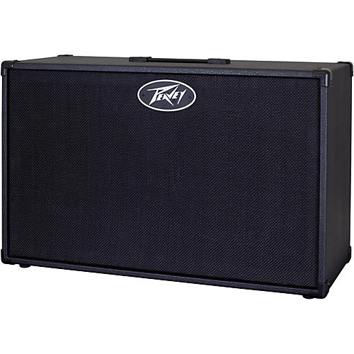 Peavey 212 Extension Cabinet 80W 2x12 Guitar Extension Speaker Cabinet-thumbnail