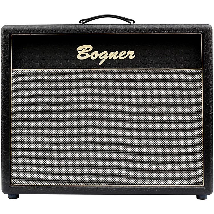 Bogner212C 120W 2x12 Guitar Speaker CabinetBlackSlant