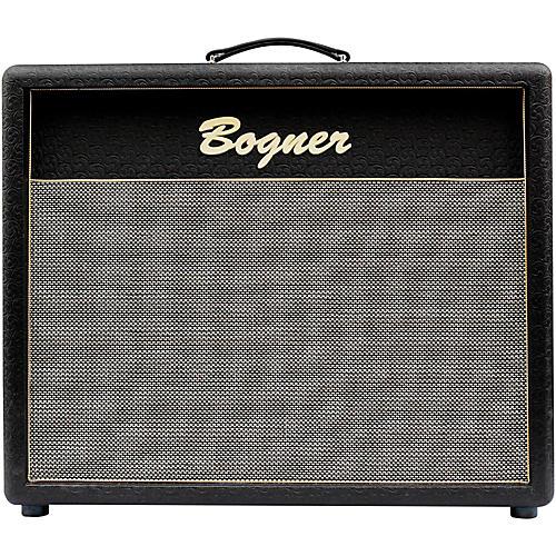 Bogner 212C 120W 2x12 Guitar Speaker Cabinet Comet Straight Black Slant