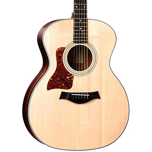 Taylor 214-L Rosewood/Spruce Grand Auditorium Left-Handed Acoustic Guitar-thumbnail