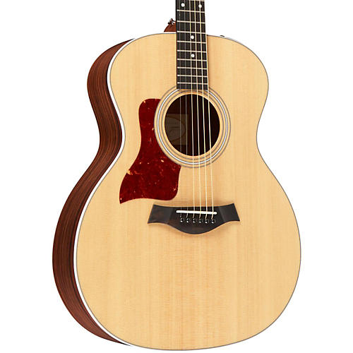 Taylor 214e-L Rosewood/Spruce Grand Auditorium Left-Handed Acoustic-Electric Guitar
