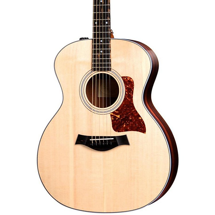 Taylor 214e Rosewood/Spruce Grand Auditorium Acoustic-Electric Guitar Natural