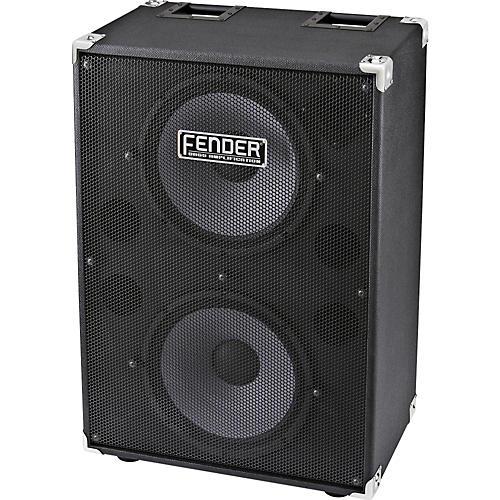Fender 215 PRO 2x15 Bass Speaker Cabinet-thumbnail